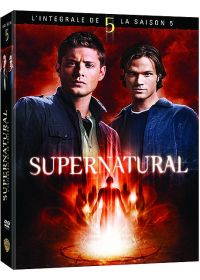 Supernatural - Saison 5 - DVD