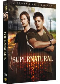 Supernatural - Saison 8 - DVD