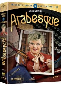 Arabesque - Saison 5 - Blu-ray