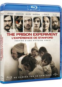 The Prison Experiment (L'expérience de Stanford) - Blu-ray