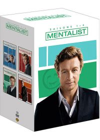 The Mentalist - Saisons 1 - 4 - DVD