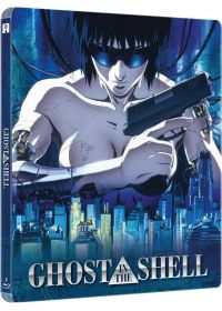 Ghost in the Shell (Édition Collector boîtier SteelBook) - Blu-ray