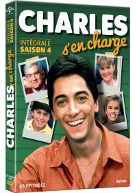 Charles s'en charge - Saison 4 - DVD
