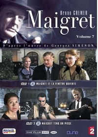 Maigret - La collection - Vol. 7 - DVD