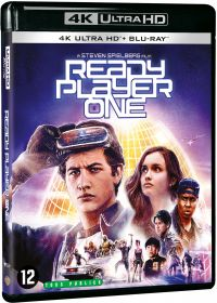 Ready Player One (4K Ultra HD + Blu-ray) - 4K UHD