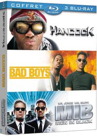 Coffret Blockbuster - Hancock + Bad Boys + Men in Black (Pack) - Blu-ray