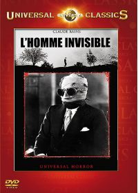 L'Homme invisible - DVD