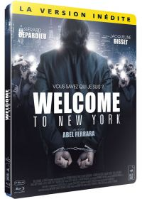 Welcome to New York (Version inédite) - Blu-ray