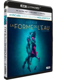 La Forme de l'eau (4K Ultra HD + Blu-ray + Digital HD) - Blu-ray 4K