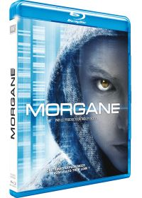 Morgane (Blu-ray + Digital HD) - Blu-ray