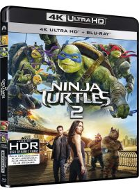Ninja Turtles 2 (4K Ultra HD + Blu-ray) - 4K UHD