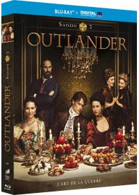 Outlander - Saison 2 (Blu-ray + Copie digitale) - Blu-ray