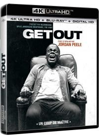 Get Out (4K Ultra HD + Blu-ray + Digital UltraViolet) - 4K UHD