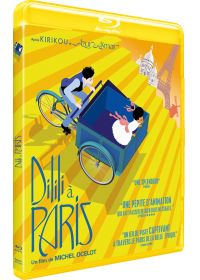 Dilili à Paris - Blu-ray