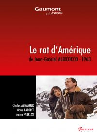 Le Rat d'Amérique - DVD