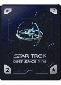 Star Trek - Deep Space Nine - Saison 2 - DVD