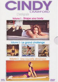 Cindy Crawford - Le grand challenge + Shape Your Body - DVD