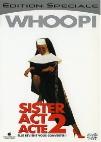 Sister Act, acte 2 - DVD
