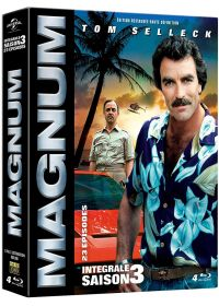 Magnum - Saison 3 (Version Restaurée) - Blu-ray