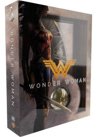 Wonder Woman (Édition Titans of Cult - SteelBook 4K Ultra HD + Blu-ray + goodies) - 4K UHD