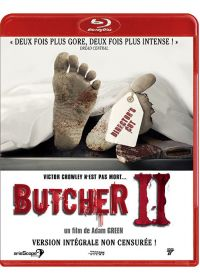 Butcher II (Version intégrale non censurée) - Blu-ray