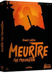 Meurtre par procuration (Édition Collector Blu-ray + DVD) - Blu-ray