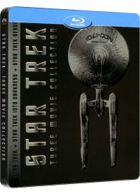 Star Trek : La trilogie - Star Trek + Star Trek Into Darkness + Star Trek Sans limites - Blu-ray