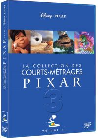 La Collection des courts métrages Pixar - Volume 3 - DVD