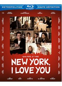 New York, I Love You - Blu-ray