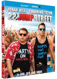 22 Jump Street (Blu-ray + Copie digitale) - Blu-ray