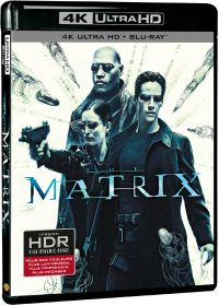 Matrix (4K Ultra HD + Blu-ray) - Blu-ray 4K