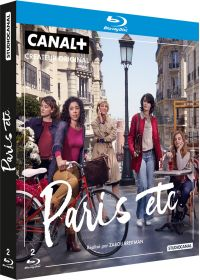 Paris etc. - Saison 1 - Blu-ray