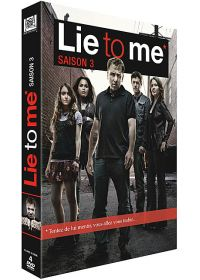 Lie to Me - Saison 3 - DVD