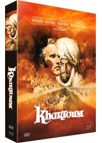 Khartoum (Édition Mediabook Collector Blu-ray + DVD) - Blu-ray