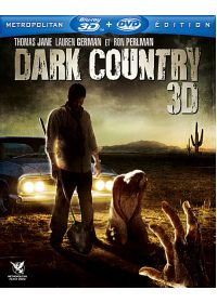 Dark Country 3D (Combo Blu-ray 3D + DVD) - Blu-ray 3D