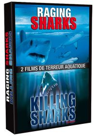 Raging Sharks + Killing Sharks (Pack) - DVD