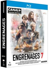 Engrenages - Saison 7 - Blu-ray