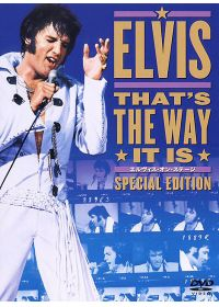 Elvis Presley - That's the Way It Is (Édition Spéciale) - DVD