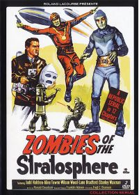 Zombies of the Stratosphere - DVD