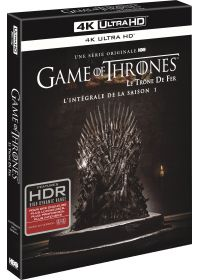 Game of Thrones (Le Trône de Fer) - Saison 1 (4K Ultra HD) - 4K UHD