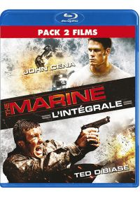The Marine - L'intégrale 1 + 2 (Pack 2 films) - Blu-ray