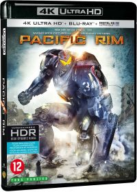 Pacific Rim (4K Ultra HD + Blu-ray + Digital UltraViolet) - 4K UHD