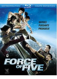 Force of Five - Blu-ray