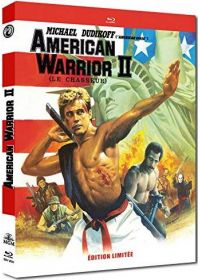 American Warrior II : Le chasseur (Édition Limitée) - Blu-ray