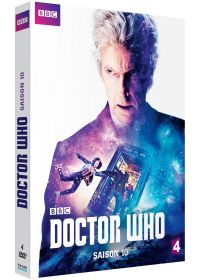Doctor Who - Saison 10 - DVD