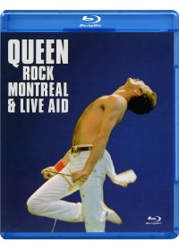 Queen - Rock Montreal & Live Aid - Blu-ray