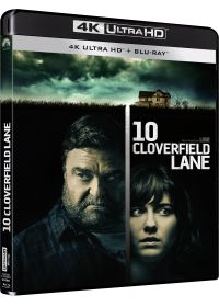 10 Cloverfield Lane (4K Ultra HD + Blu-ray) - 4K UHD