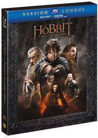 Le Hobbit : La bataille des cinq armées (Version longue - Blu-ray + Copie digitale) - Blu-ray