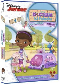 Docteur La Peluche - 4 - La clinique mobile - DVD