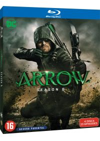 Arrow - Saison 6 - Blu-ray